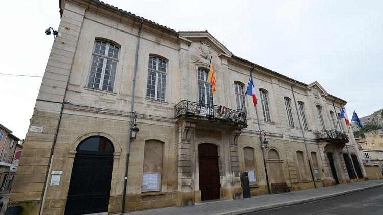 La mairie de Cavaillon, dans le Vaucluse, le 1er février 2014. (BORIS HORVAT / AFP)