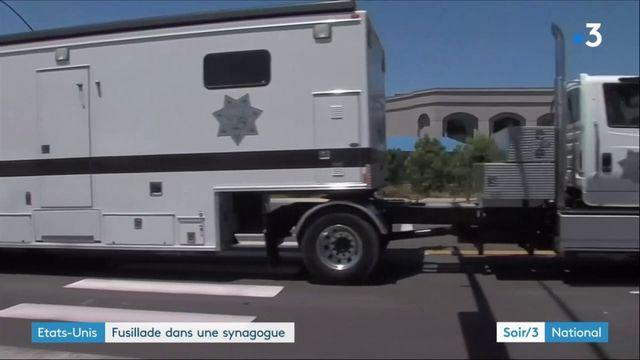 États-Unis : fusillade dans une synagogue