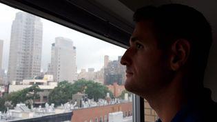Dan Friedman avait 11 ans quand son père a été tué dans les attentats du 11 septembre 2001. (SANDRINE ETOA-ANDEGUE / RADIO FRANCE)
