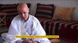 Mohamedou Ould Slahi. (franceinfo)