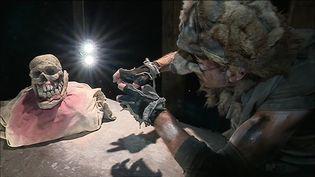 Olivier Brabant est le Loup dans Green Box (F. Bellouti /France Télévisions)
