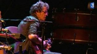 Lou Reed en concert à la Cigale  (Culturebox)