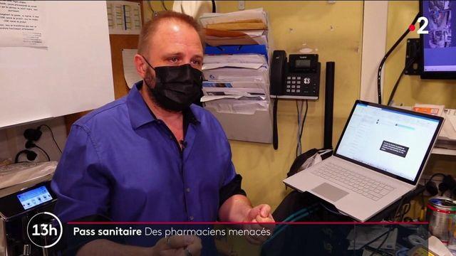 Vaccination contre le Covid : de plus en plus d'agressions en pharmacies