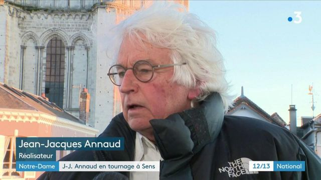 Incendie de Notre-Dame : Jean-Jacques Annaud à l'œuvre pour tourner un film racontant l'évènement