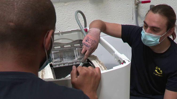 Électroménager : les machines en manque de réparateurs (France 2)