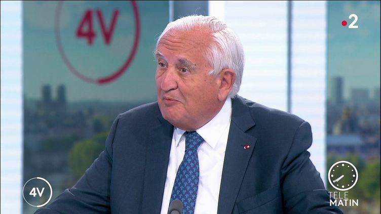Jean-Pierre Raffarin (France 2)