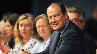 Le premier secrétaire du PS, Jean-Christophe Cambadélis, au congrès du parti, à Poitiers (Vienne), le 5 juin 2015. (GUILLAUME SOUVANT / AFP)