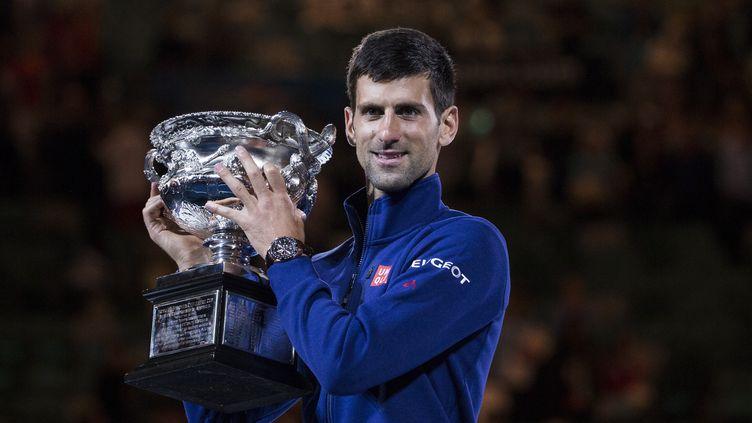 Novak Djokovic (MIKE FREY / BACKPAGE IMAGES LTD)