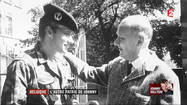 Belgique : l'autre patrie de Johnny Hallyday