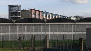 Salah Abdeslam estplacé à l'isolement à la prison de Fleury-Mérogis (Essonne). (GEOFFROY VAN DER HASSELT / AFP)