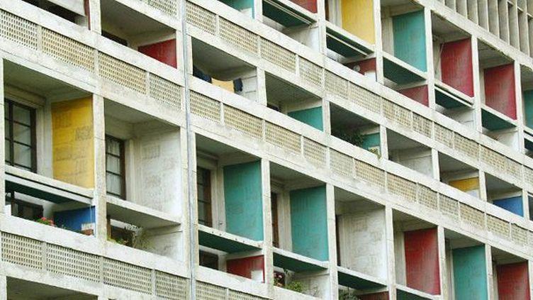 La Cité radieuse de Le Corbusier, à Marseille (archives, 2002)  (Gérard Julien / AFP)