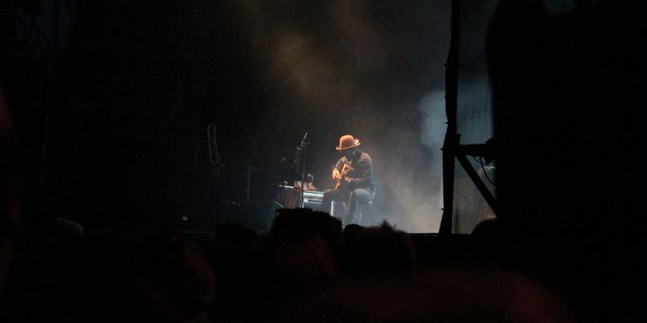John Butler était l'un des derniers artistes à se produire au festival Beauregard cette année.  (Claire Digiacomi)