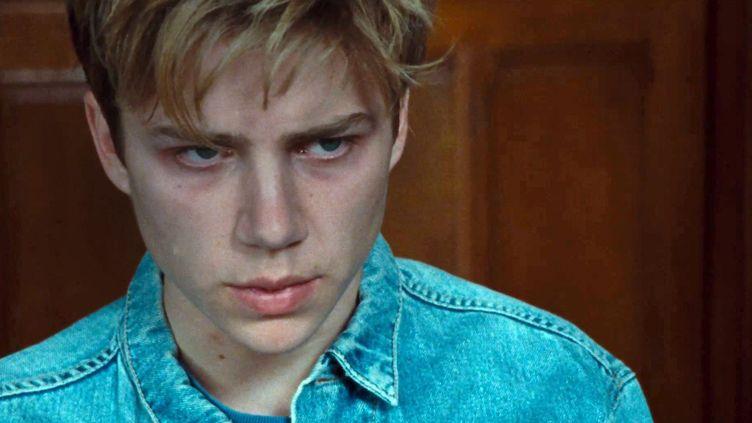 """À 20 ans,Félix Lefebvre a obtenu son premier grand rôle au cinéma avec """"Été 85"""" de François Ozon. (Mandarin production)"""