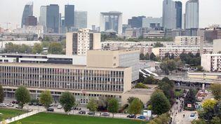 L'université de Nanterre, le 9 octobre 2007. (MARC WATTRELOT / AFP)