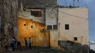 Dans la ville de Tanger (Maroc), le 22 septembre 2020 (image d'illustration). (MANUEL COHEN / AFP)