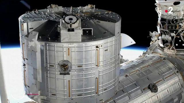 Mission Alpha : amarrage réussi à la Station spatiale internationale