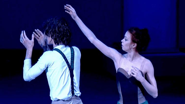 La mégère apprivoisée interprétée par les danseurs du Bolschoï  (Culturebox)