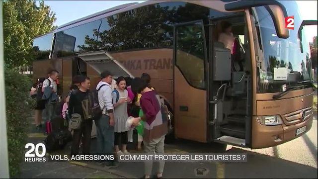 Vols et agressions : les touristes asiatiques pris pour cible à Paris