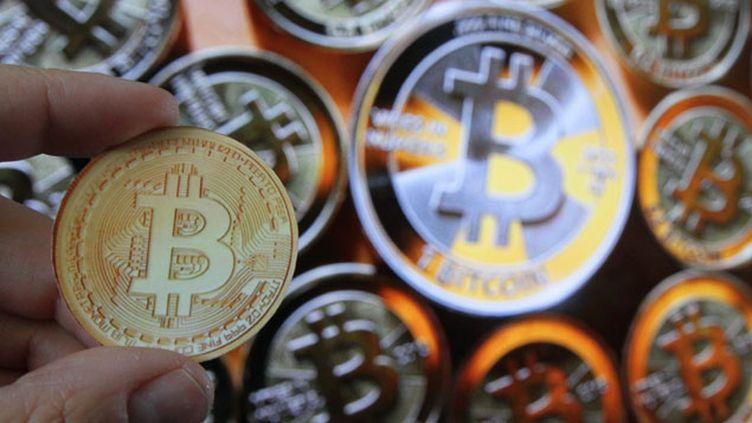 (Pas d'interdiction mais un encadrement du Bitcoin voulu par Bercy © Maxppp)