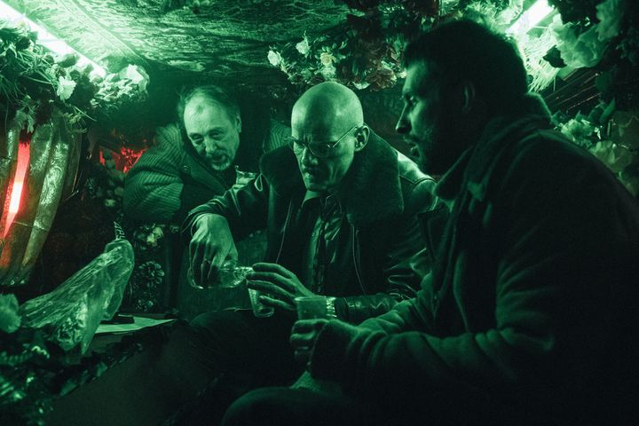 "Semyon Serzin dans ""La Fièvre de Petrov"" deKirill Serebrennikov (2021) (SERGEY PONOMAREV / HIPE FILMS)"