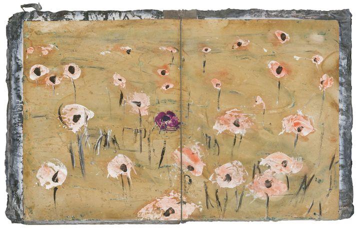 """Anselm Kiefer, """"Blutblume"""", 2001, collection particulière  (Anselm Kiefer Photo © Charles Duprat)"""
