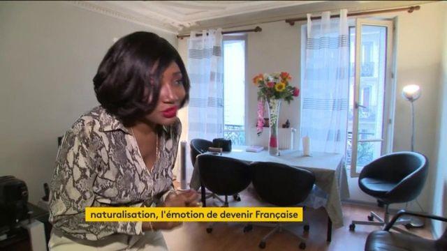 Naturalisation par Emmanuel Macron : l'émotion de devenir Française