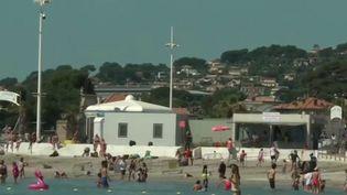 Bouches-du-Rhône : le retour des baigneurs à La Ciotat (FRANCE 3)
