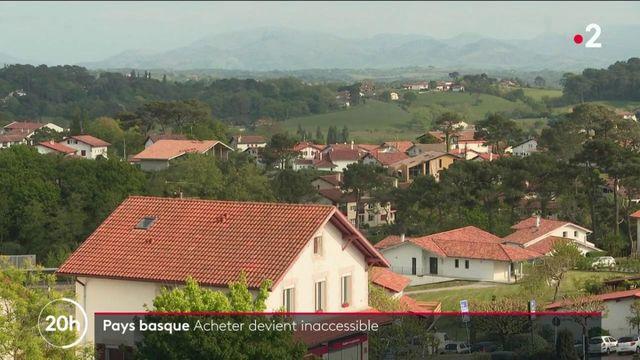 Pays basque : l'arrivée des Parisiens entraîne une flambée des prix de l'immobilier