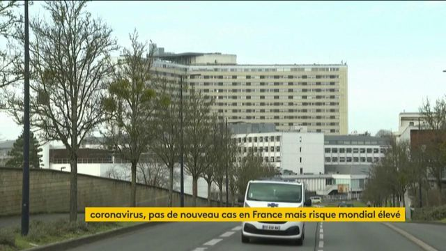 Coronavirus : aucun nouveau cas confirmé en France