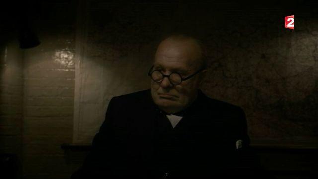 Cinéma : Winston Churchill au cœur de l'Histoire
