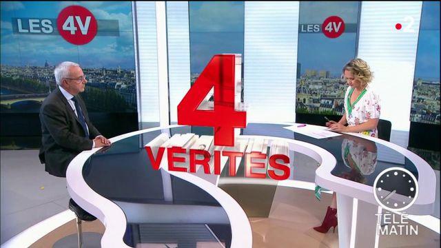"""4V : Jean Leonetti : """"Laurent Wauquiez a démissionné pour laisser un air de liberté"""""""