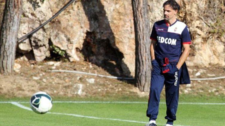Le nouvel homme fort de Monaca Marco Simone (VALERY HACHE / AFP)
