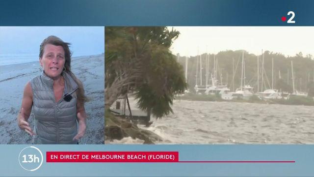 États-Unis : l'ouragan Dorian devrait finalement longer les côtes de la Floride