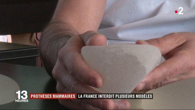 Prothèses mammaires : plusieurs modèles interdits