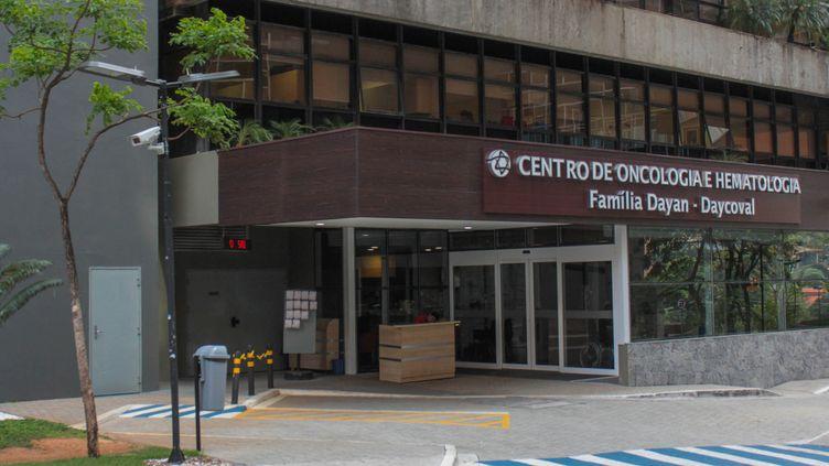 L'hôpital Albert Einstein de Sao Paulo (MARCO AMBROSIO / ESTADAO CONTEUDO)
