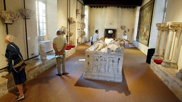 Le musée des Beaux-Arts d'Agen, en mai 2005. (MAXPPP)