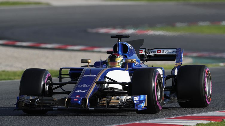 Pascal Wehrlein n'a pas beaucoup roulé lors de ces essais après son accident. (HOCH ZWEI / ITALY PHOTO PRESS / HOCH ZWEI)