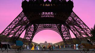 """""""Dilili à Paris"""" de Michel Ocelot  (Nord-Ouest Films)"""