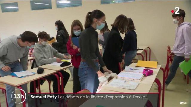 Assassinat de Samuel Paty : un an après, des hommages vont être organisés dans les établissements scolaires
