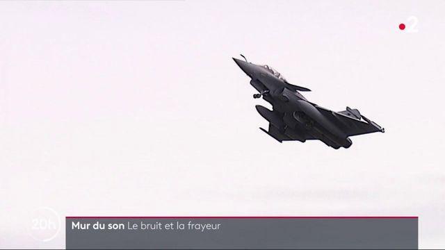 Déflagration en Ile de-France : un avion de chasse a franchi le mur du son