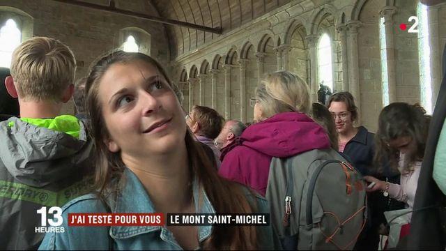 Vacances : une journée au mont Saint-Michel