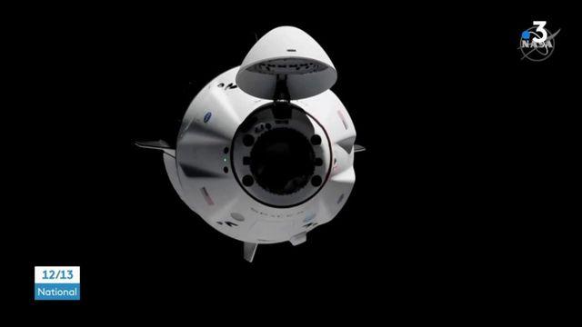 Mission Alpha : amarrage à l'ISS réussi pour Thomas Pesquet et ses compagnons