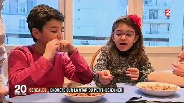 Céréales : enquête sur la star du petit-déjeuner