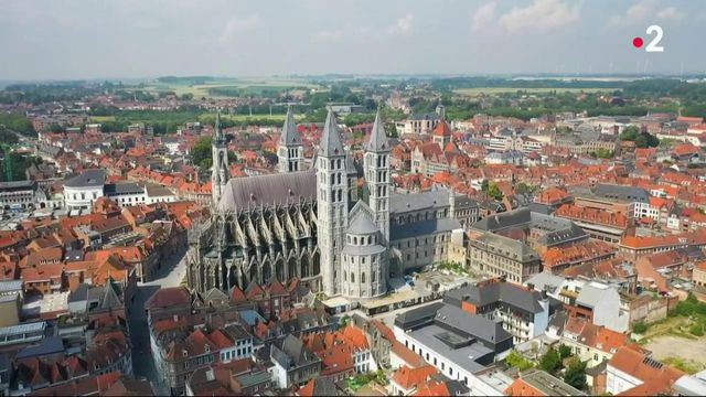 Belgique : les secrets de la cathédrale de Tournai