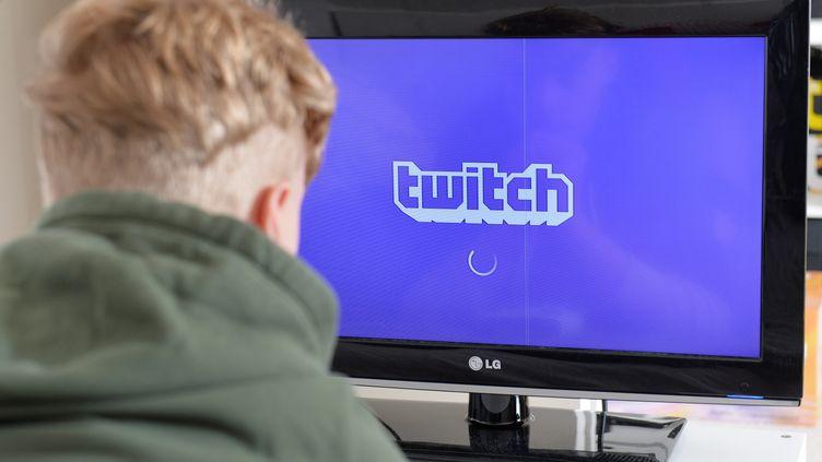 Les utilisateurs de Twitch ont visionné 10 milliards d'heures de vidéos en cumulées en 2019. Photo d'illustration. (FRANK MAY / PICTURE ALLIANCE)