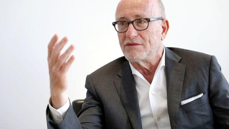 AlainJakubowicz, avocat et président d'honneur de laLicra(Ligue internationale contre le racisme et l'antisémitisme). (JEAN-BAPTISTE QUENTIN / MAXPPP)