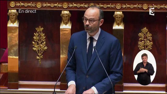 Edouard Philippe revient sur les parcours symboliques de quelques nouveaux députés