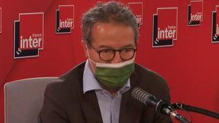 Martin Hirsch était l'invité de France Inter mardi 13 juillet 2021. (FRANCE INTER)
