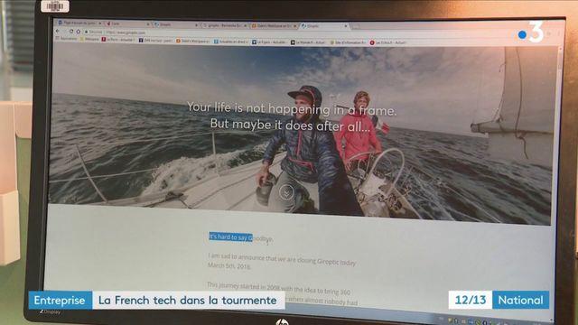 Entreprises : la French tech dans la tourmente