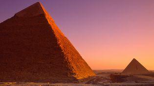La pyramide de Khéops en Egypte  (HEATON / ONLY WORLD / Only France)